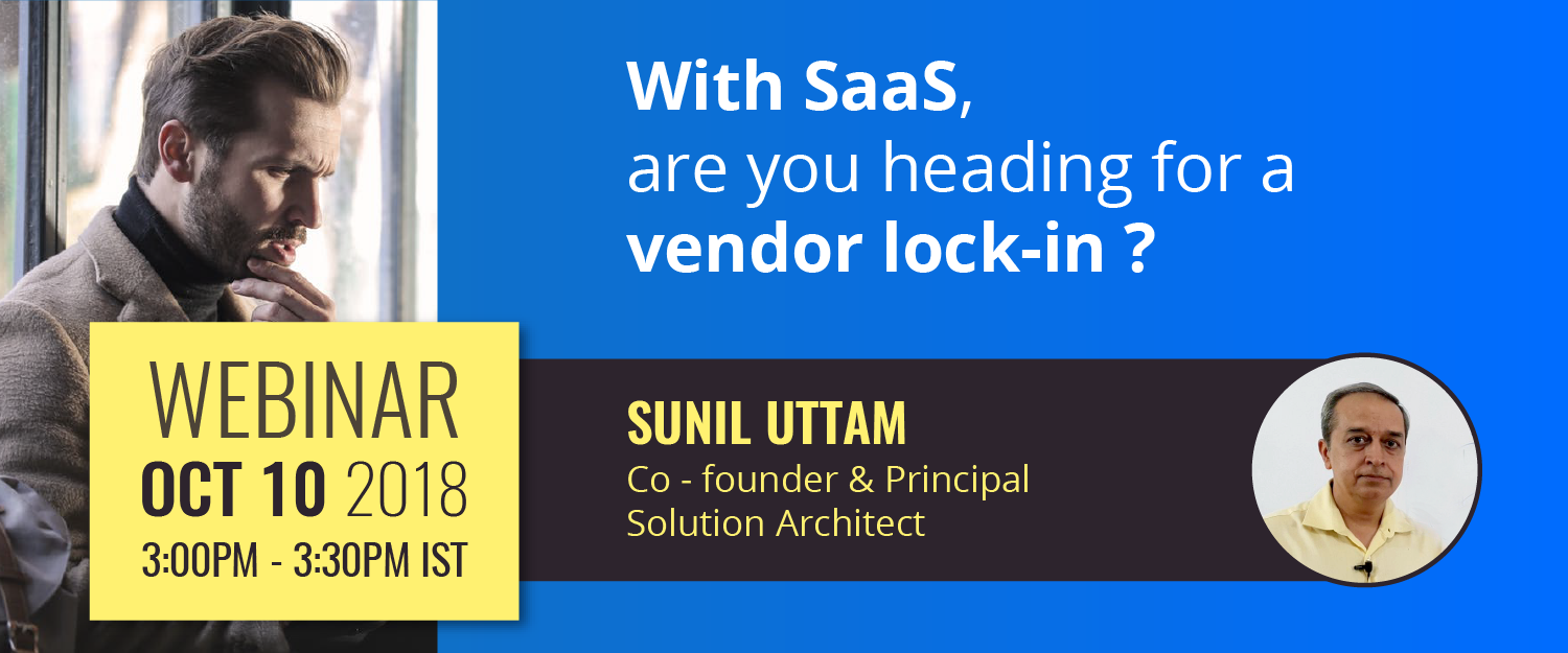 With SaaS, are you heading for a vendor lock-in?